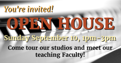 OPEN HOUSE Sunday September 10, 2017; 1pm-3pm